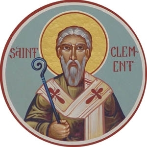 Saint of the Day - Pope Saint Clement