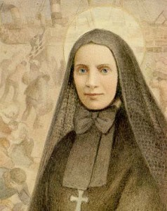 Saint of the Day - Saint Frances Xavier Cabrini
