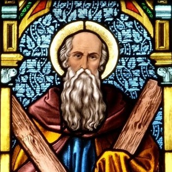Saint of the Day - Saint Andrew (the first apostle)
