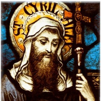Saint of the Day - Saint Cyril of Alexandria
