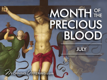 Feast Day of the Precious Blood of Jesus