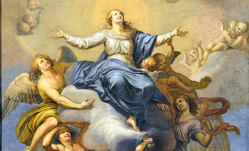 Holy Day of Obligation - The Solemnity of the Assumption of Mary