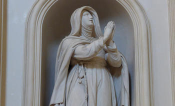 Saint of the Day - Saint Angela of Foligno
