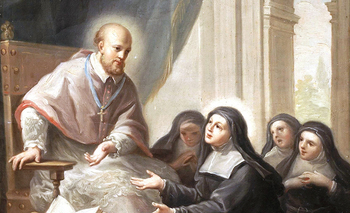 Saint of the Day - Saint Francis de Sales