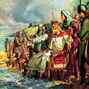 Saint of the Day - Saint Canute of Denmark