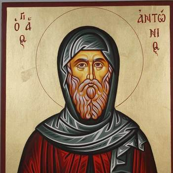 Saint of the Day - Saint Anthony of Egypt