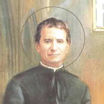 Saint of the Day - Saint John Bosco