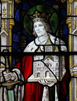 Saint of the Day - Saint Edwin of Northumbria