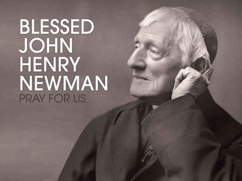 Saint of the Day - Blessed John Henry Cardinal Newman