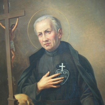 Saint of the Day - Saint Paul of the Cross