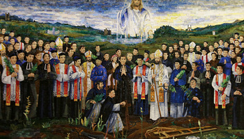 Saint of the Day - Saint Andrew Dung-Lac and Companion Martyrs
