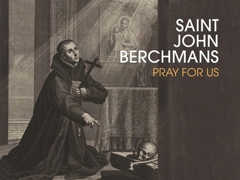 Saint of the Day -Saint John Berchman
