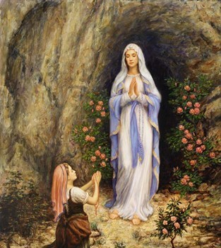 Feast Day - Our Lady of Lourdes
