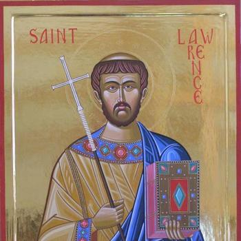 Saint of the Day - Saint Lawrence of Canterbury