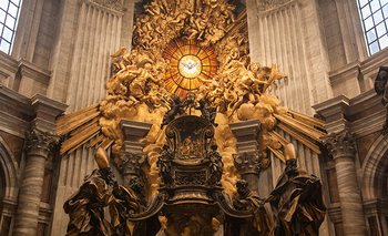 Feast Day - Feast of the Chair of Saint Peter