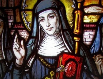 Saint of the Day - Saint Walburga