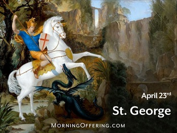 Saint of the Day - Saint George