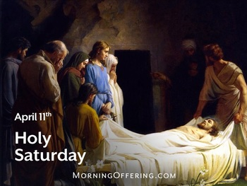 Feast Day - Holy Saturday