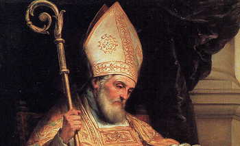 Saint of the Day - Saint of Isidore of Seville