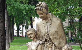 Saint of the Day - Saint Magdalen of Canossa