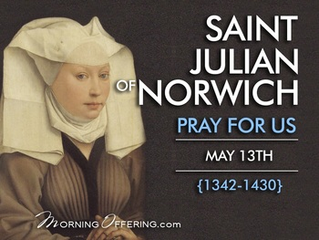 Saint of the Day - Juliana of Norwich