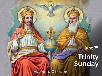 Feast Day - Blessed Trinity Sunday