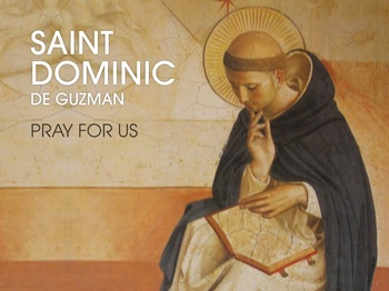 Saint of the Day - Saint Dominic