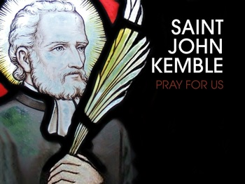 Saint of the Day - Saint John Kemble