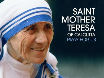 Saint Mother Teresa