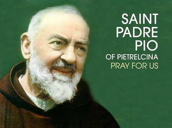 Saint of the Day - Saint Padre Pio of Pietrelcina