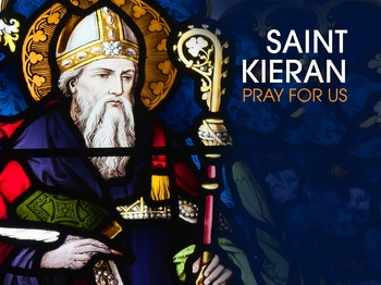 Saint of the Day - Saint Kieran the Younger