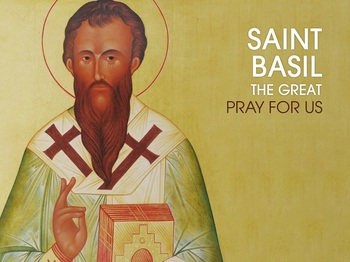 Saint of the Day - Saint Basil the Great