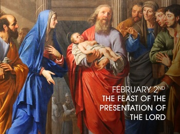 Feast Day - the Feast of the Presentation