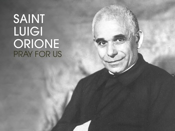 Saint of the Day - Saint Luigi Orione