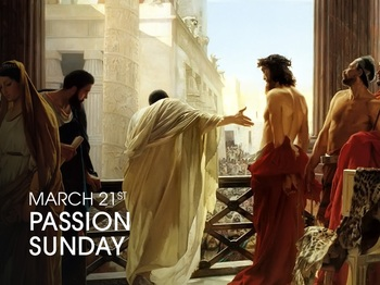 Feast Day - Passion Sunday