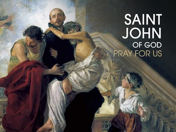 Saint of the Day - Saint John of God
