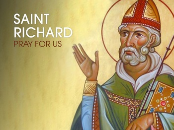 Saint of the Day - Saint Richard of Chichester