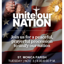 Unite Our Nation Adoration - Nov. 3 @ 4:00 pm