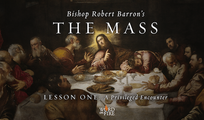 The Mass: Lesson 1 - A Privileged Encounter