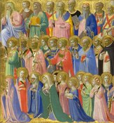 All Saints Day - Mass