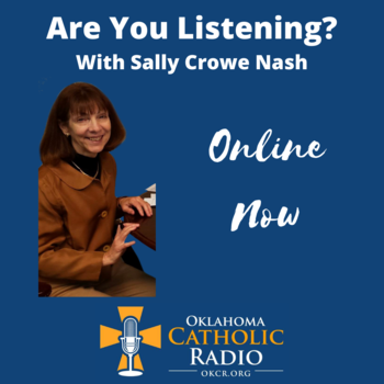 Are you Listening? The Broadcast Mass on OKCR