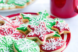 Christmas Caroling & Cookies Party
