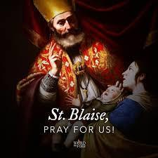 Blessing of St. Blaise