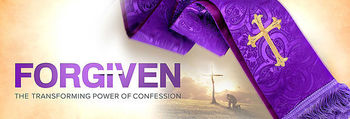 Forgiven: The Transforming Power of Confession- The wonder of the Sacrament of Reconciliation