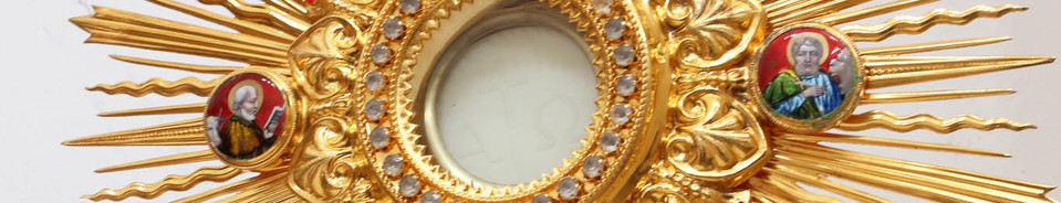 Sign up to be a Eucharistic Adorer