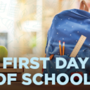 First Day of School For Students
