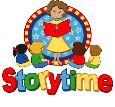 Image result for preschool story time image