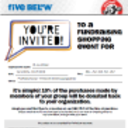 Five Below Fundraiser Dec 7-13