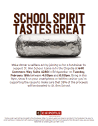 Chipotle Fundraiser for St. Ann School