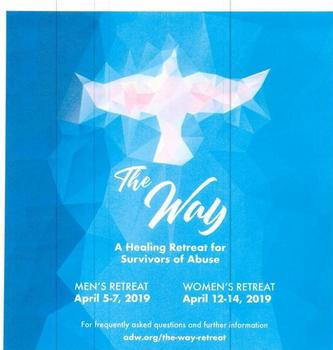The Way: A Healing Retreat for Survivors for Abuse